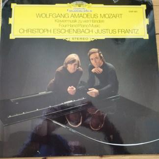 2530 363 Mozart Four Hand Piano Music / Eschenbach / Frantz
