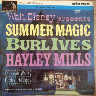 CSD 1504 Walt Disney Presents Dummer Magic