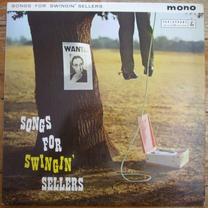 PMC 1111 Songs for Swingin' Sellers / Peter Sellers with Irene Handl B/G