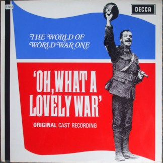 SPA 27 Oh, What a lovely War / Original Cast Recording