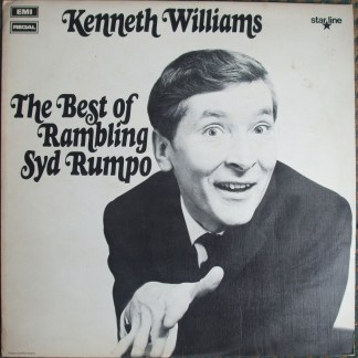SRS 5034 Kenneth Williams / The Best of Rambling Syd Rumpo