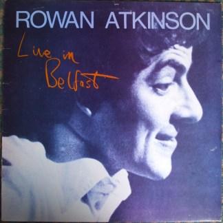 SPART 1150 Rowan Atkinson / Live in Belfast