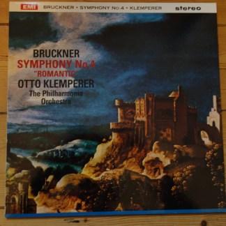 SAX 2569 Bruckner Symphony No. 4 / Klemperer