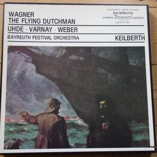 SRS 63519 Wagner Flying Dutchman / Keilberth