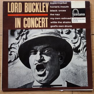 688 010 ZL Lord Buckley in Concert