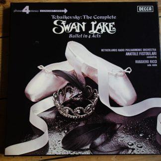 10BB 168-170 Tchaikovsky Swan Lake / Ruggiero Ricci