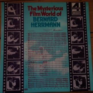 PFS 4337 The Mysterious Film World of Bernard Herrmann