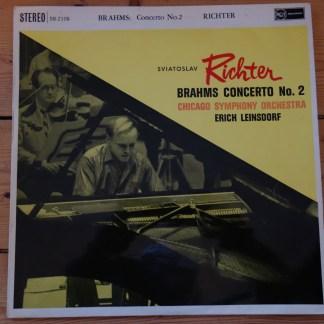 SB 2106 Brahms Piano Concerto No. 2 / Richter / Leinsdorf