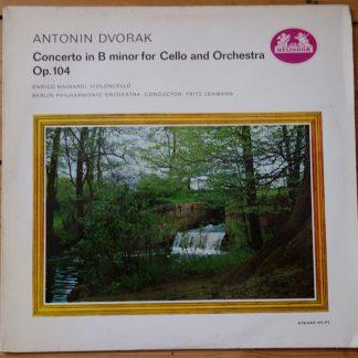 478 442 Dvorak Cello Concerto / Enrico Mainardi / Lehmann / BPO