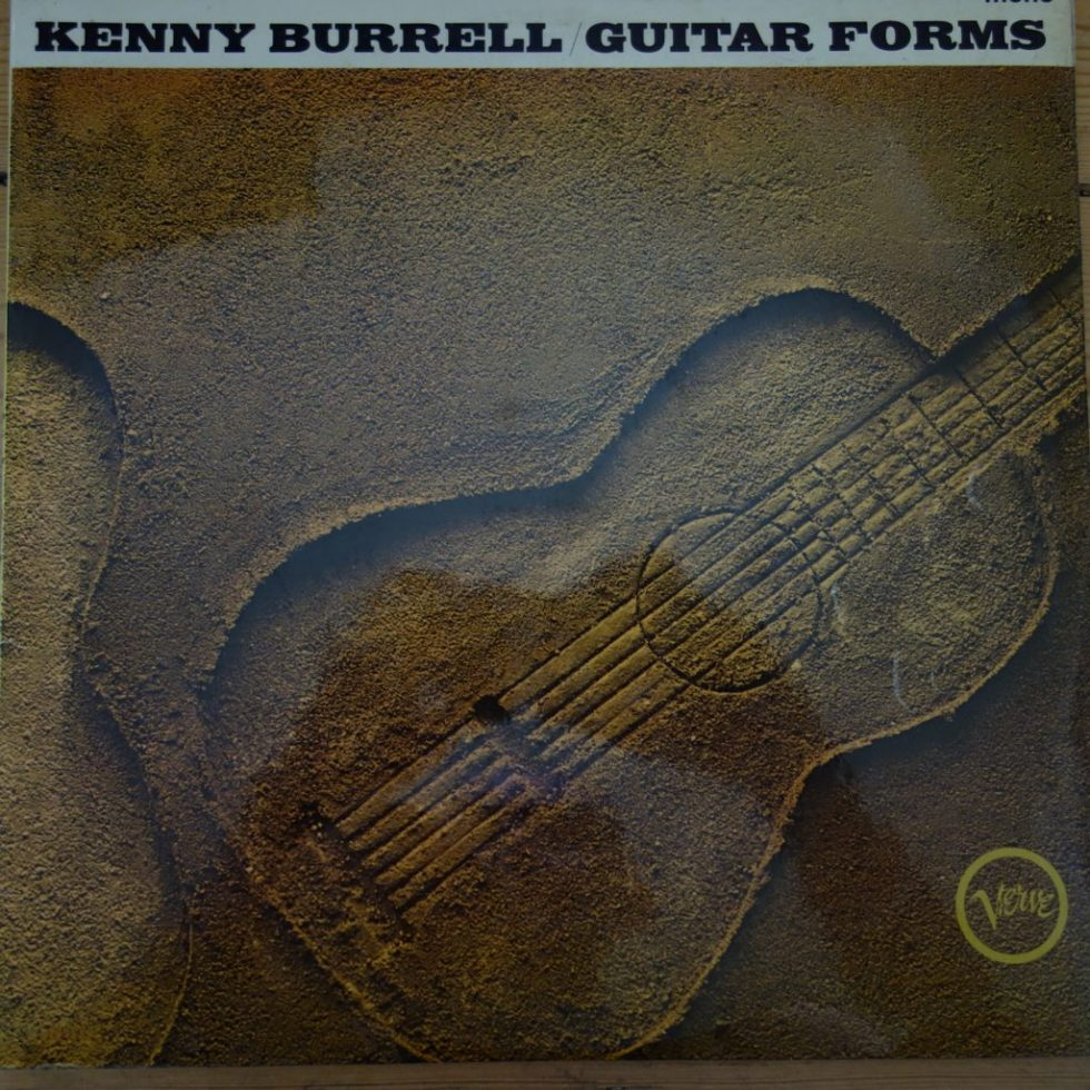 VLP 9099 Kenny Burrell Guitar Forms