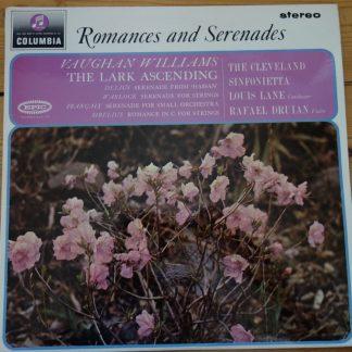 SCX 3525 Romances & Serenades / Louis Lane / Cleveland Sinfonietta
