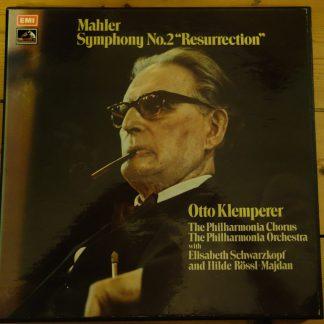 SLS 806 Mahler Symphony No.2 / Klemperer / Schwarzkopf / Philh