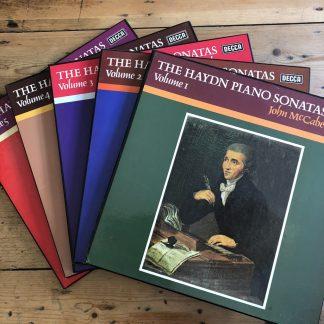 HDN 100-115 Haydn Complete Piano Sonatas / John McCabe