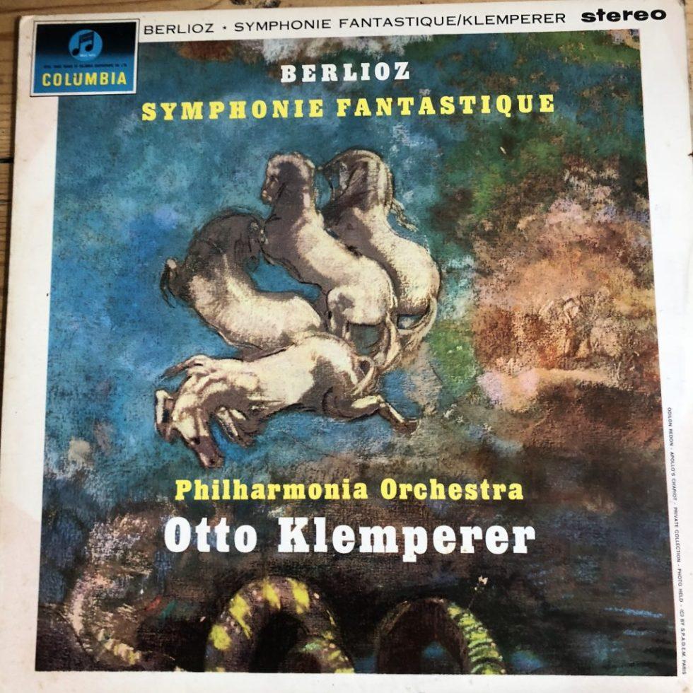 SAX 2537 Berlioz Symphonie Fantastique / Klemperer