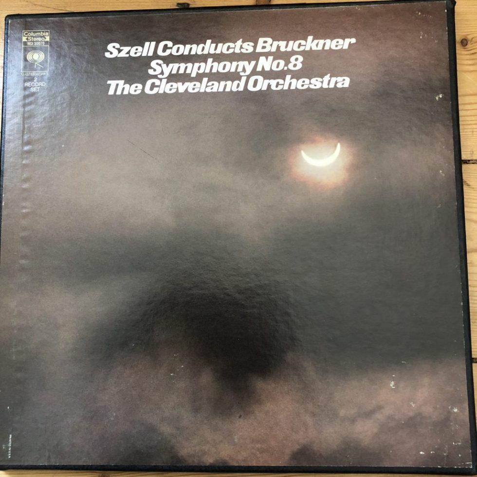 M2 30070 Bruckner Symphony No. 8 / Szell
