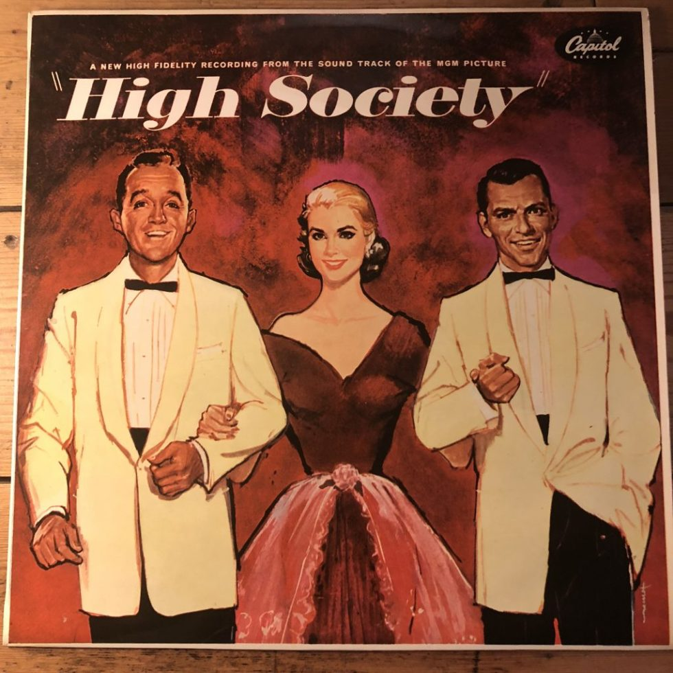 LCT 6116 High Society Bing Crosby, Grace Kelly,