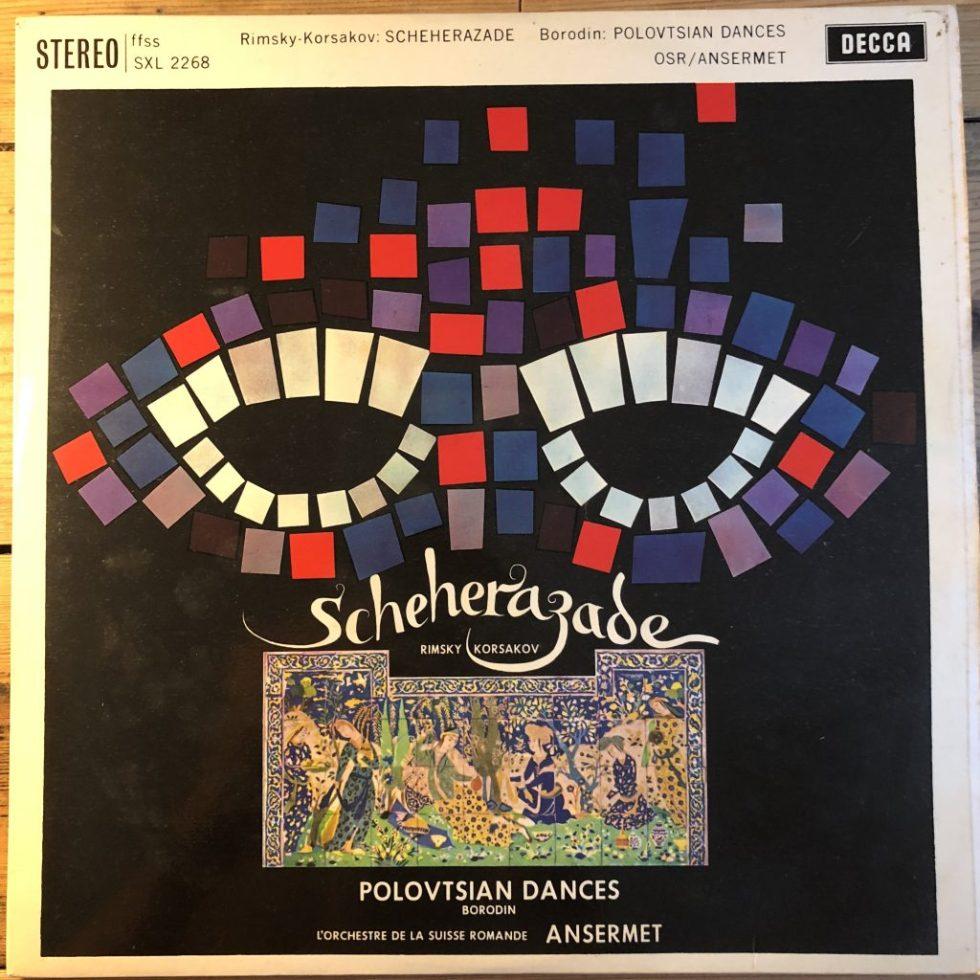 SXL 2268 Rimsky-Korsakov Scheherazade / Borodin