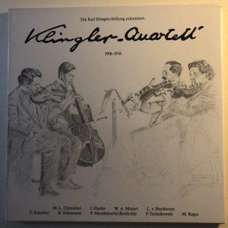 F 669 424/26 Klingler Quartet