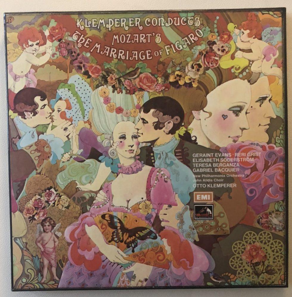 SLS 955 Mozart Marriage of Figaro