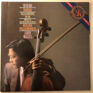 CBS IM 42206 Dvorak Cello Concerto etc. / Yo-Yo Ma