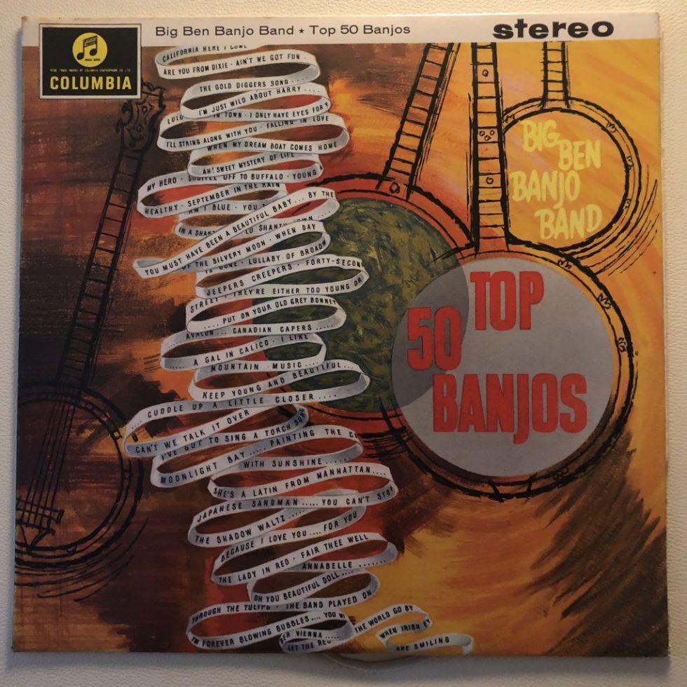 SCX 3493 Big Ben Banjo Band