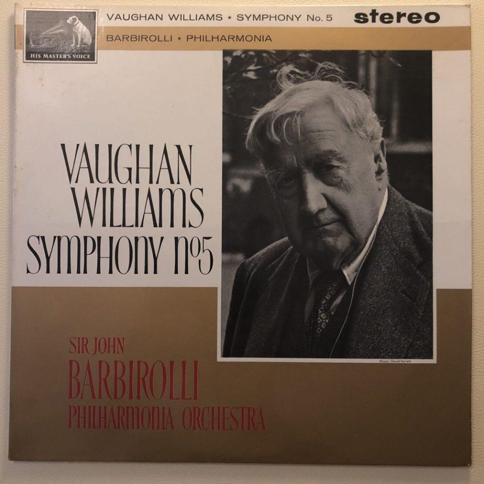 ASD 508 Vaughan Williams Symphony No. 5