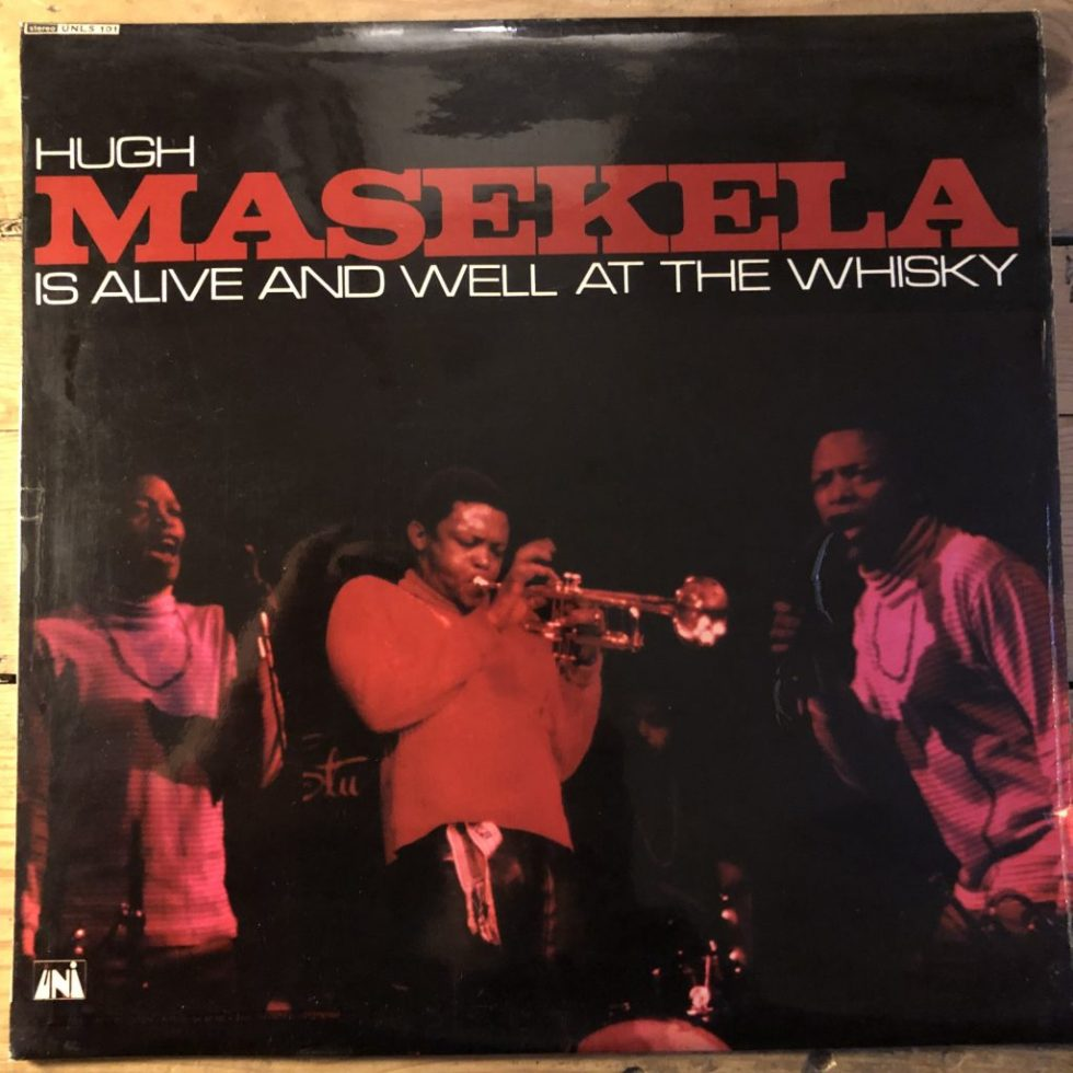 UNLS 101 Hugh Masekela