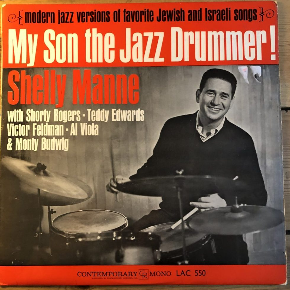 LAC 550 Shelly Man My Son The Jazz Drummer