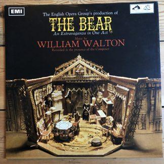 SAN 192 William Walton The Bear / Lockhart