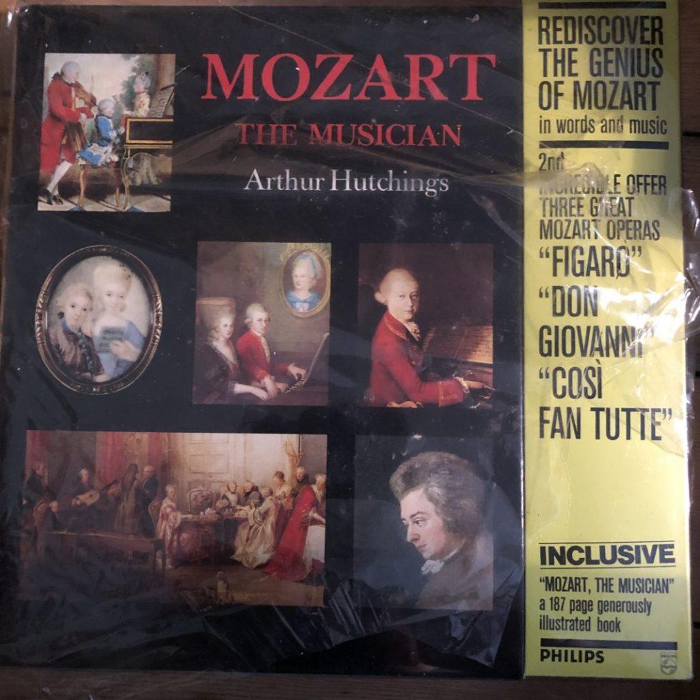 Mozart Figaro, Don Giovani, Cosi Fan Tutte