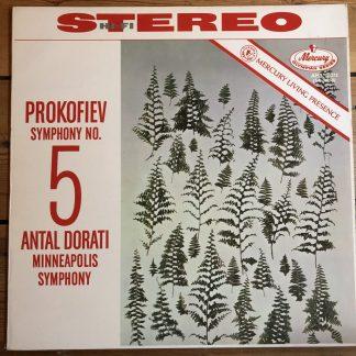 AMS 16073 Prokofiev Symphony No. 5 / Dorati P/S