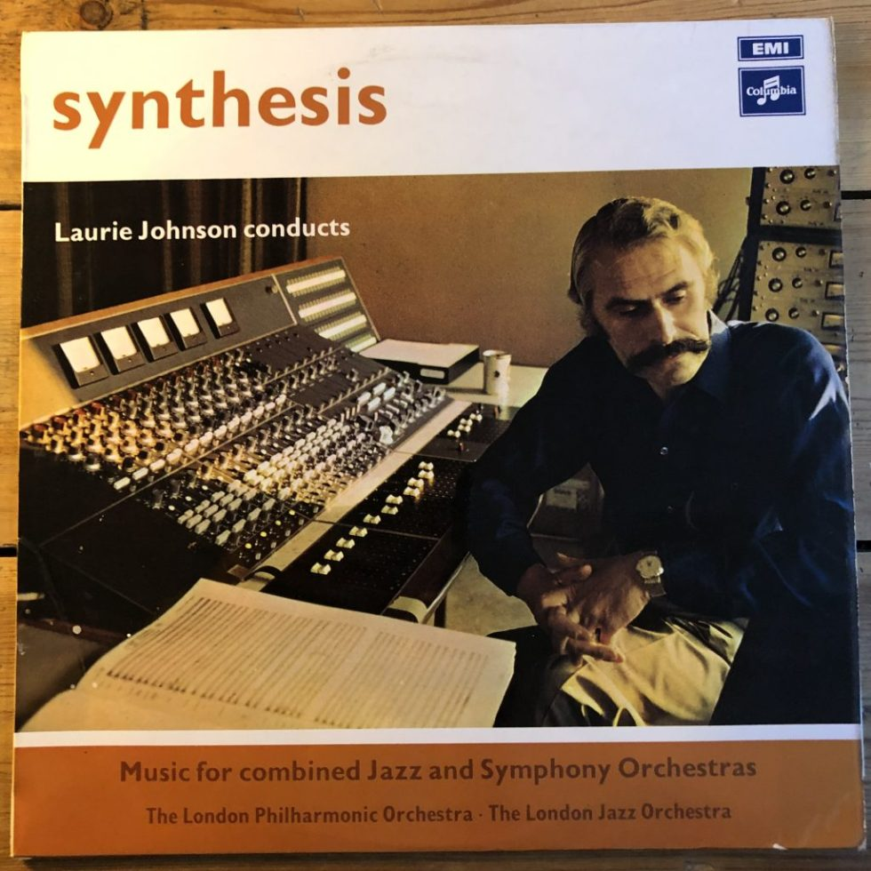 SCX 6412 Laurie Johnson Synthesis Tubby Hayes