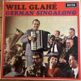 SKL 4618 Will Glahé German Singalong