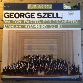 BC 1024 Walton Partita / Mahler