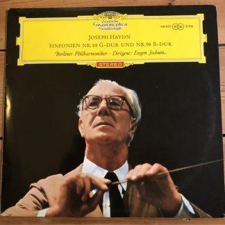 138 823 Haydn Symphonies 88 & 98 / Jochum
