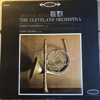 BC 1241 Mozart Clarinet Concerto