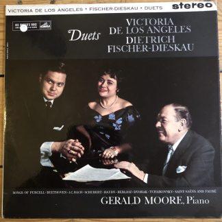 ASD 459 Duets / Victoria De Los Angeles / Fischer-Dieskau