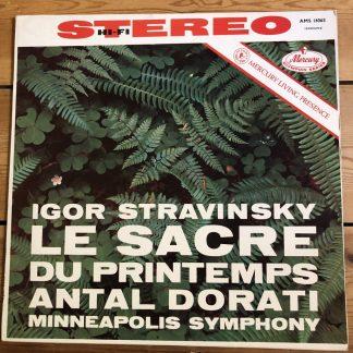 AMS 16065 Stravinsky Rite of Spring / Dorati