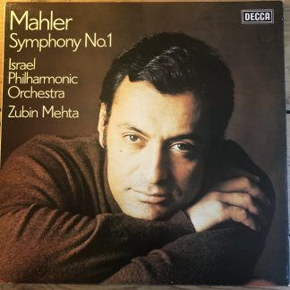 SXL 6779 Mahler Symphony No.1