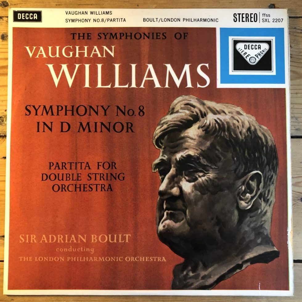 SXL 2207 Vaughan Williams