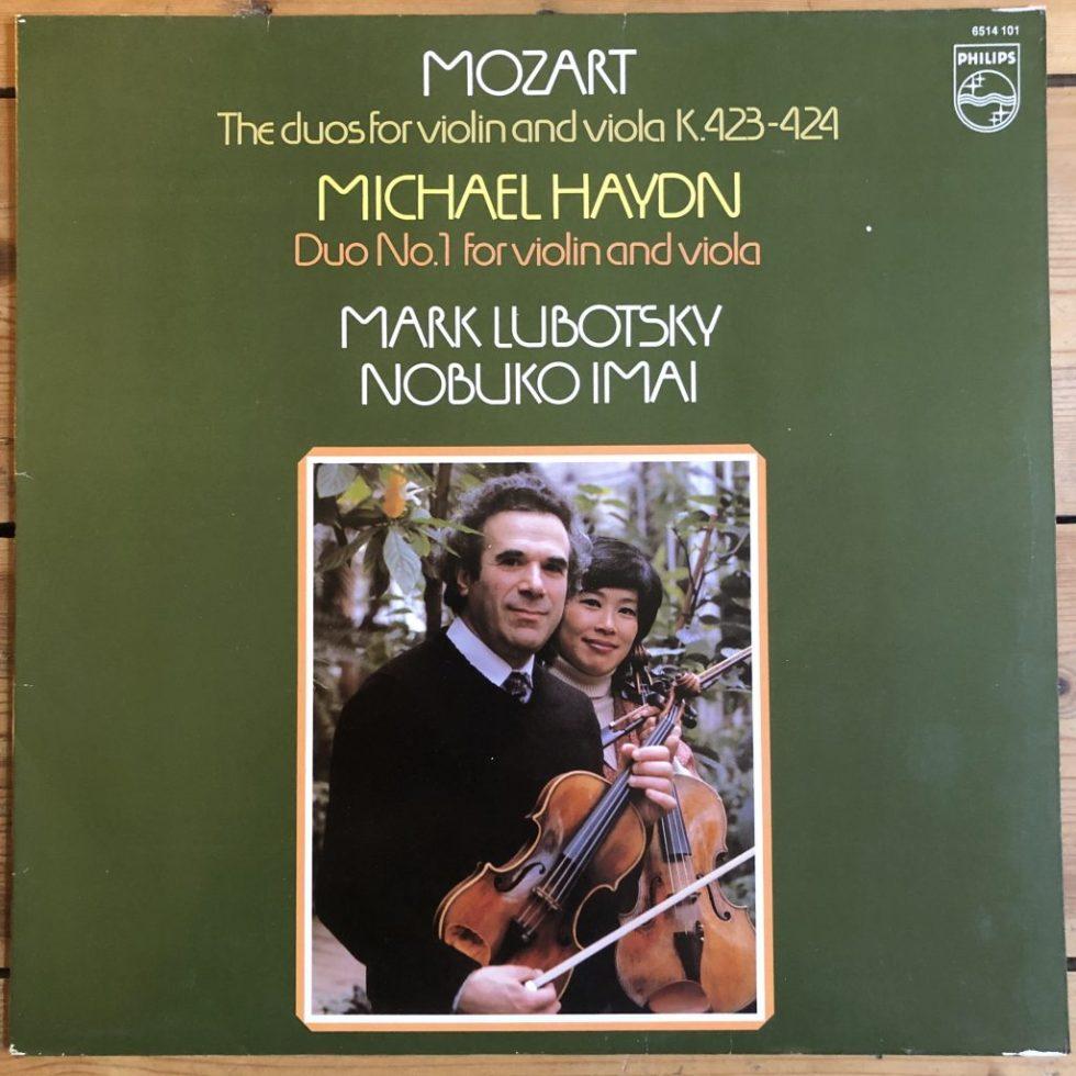 6514 101 Mozart / M. Haydn