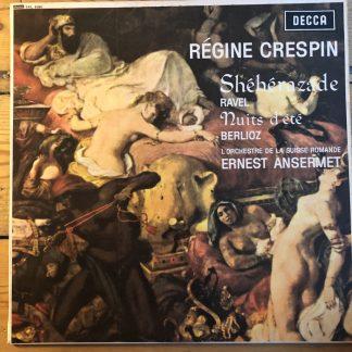 SXL 6081 Ravel Shéhérazade