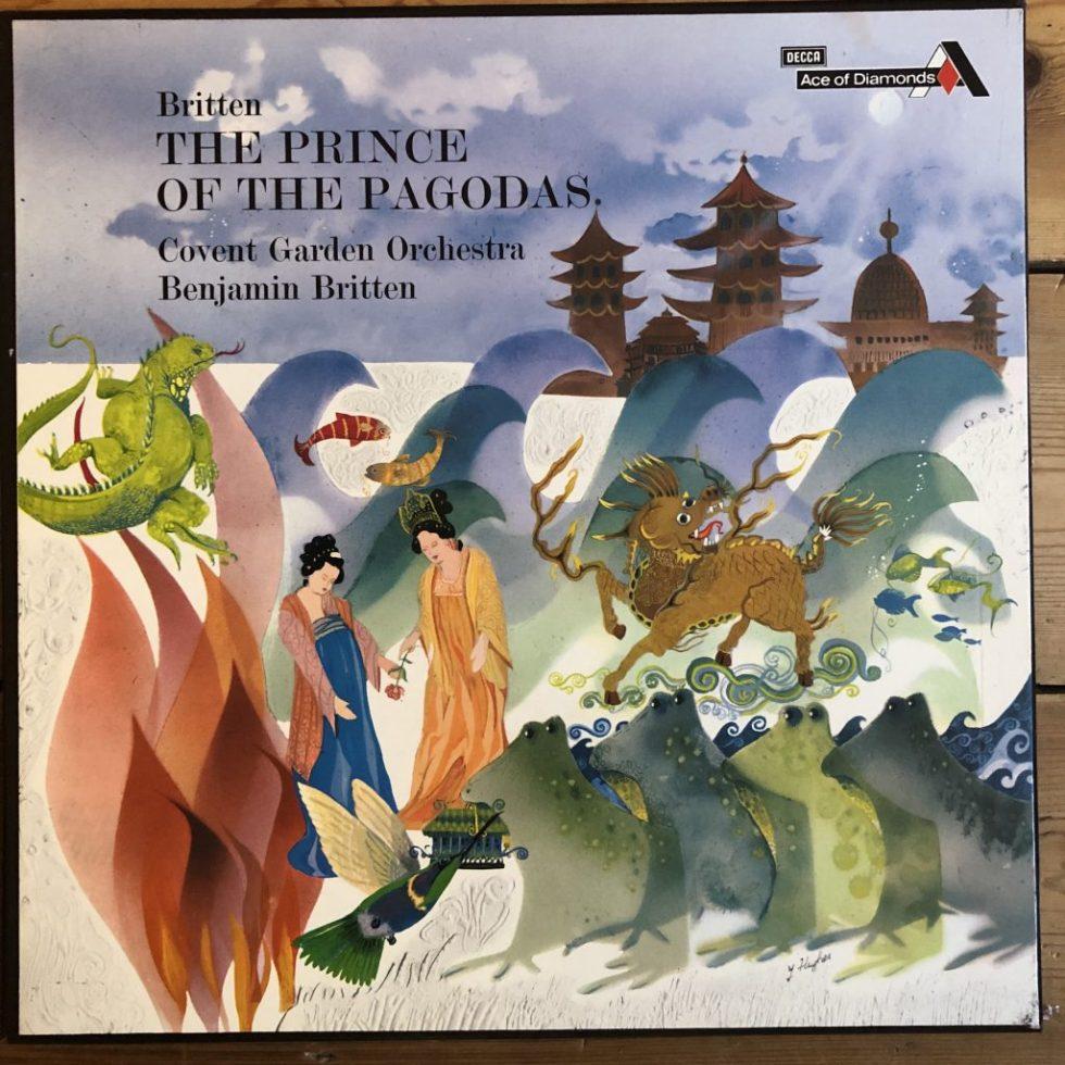 GOS 558-9 Britten Prince of the Pagodas