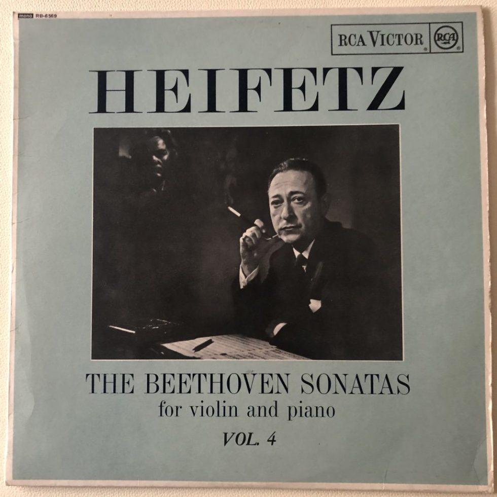 RB 6569 Beethoven Violin Sonatas Vol. 4