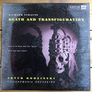 ALP 1605 Strauss Death & Transfiguration