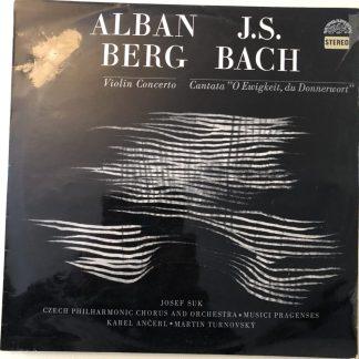 SUA ST 50804 Berg Violin Concerto