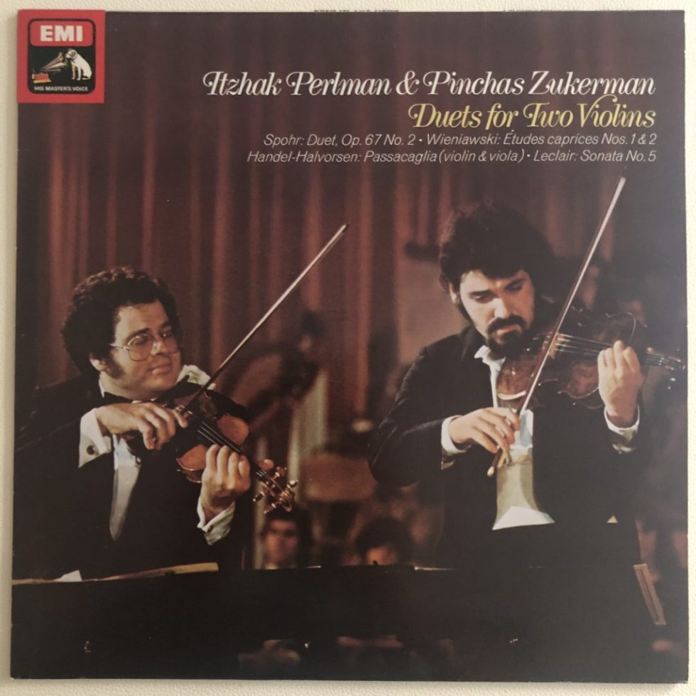 ASD 3430 Duets for Two Violins