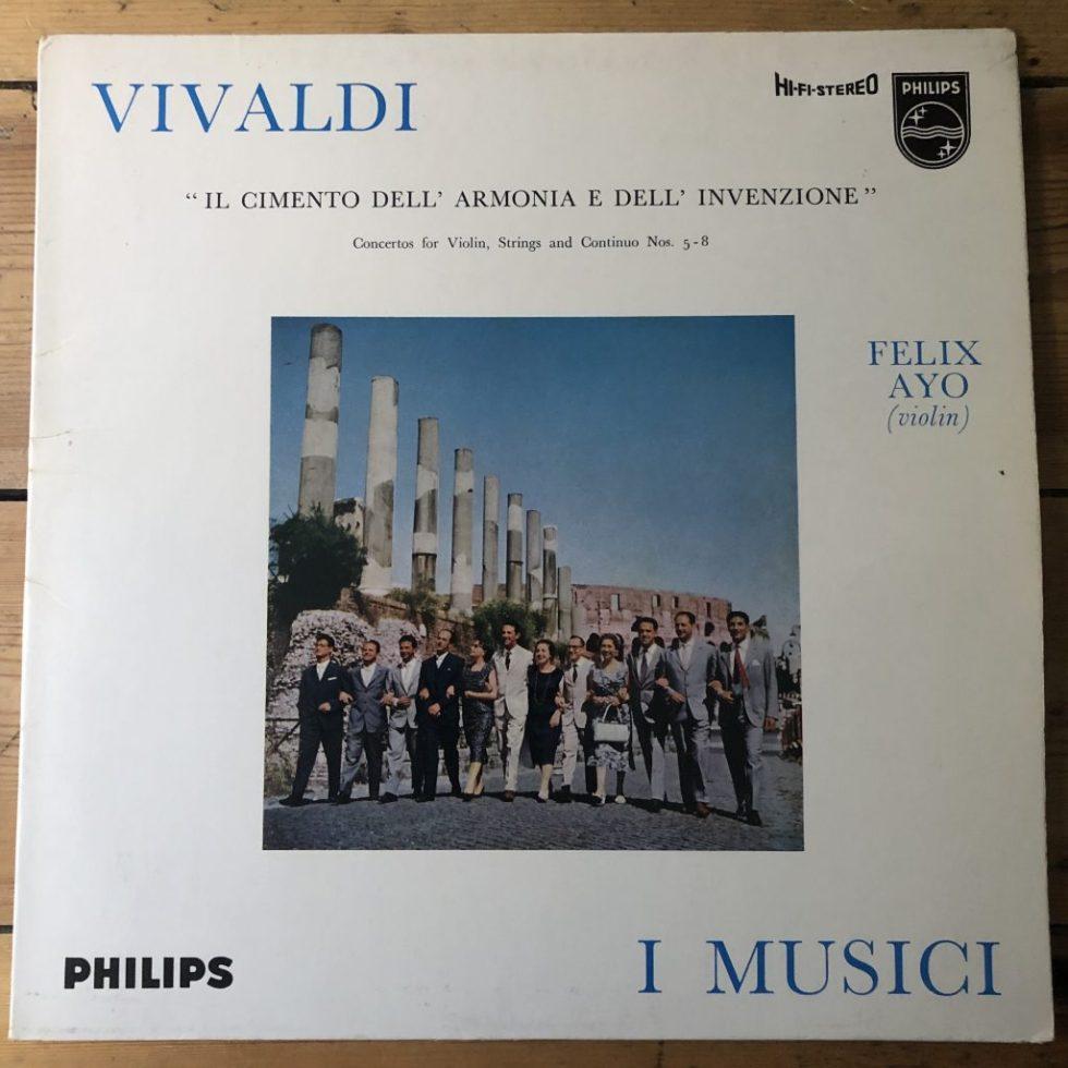 835 109 AY Violin Concertos Nos. 5-8
