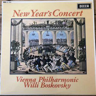 SXL 6332 New Year's Concert VPO Willi Boskovsky
