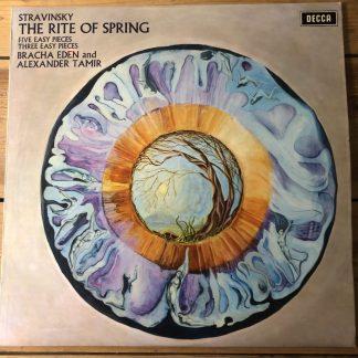 SXL 6403 Stravinsky Rite of Spring,
